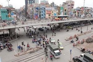 Hà Nội: Hơn 2.560 tỷ đồng xây đường vành đai 2