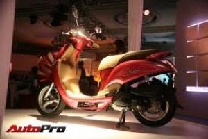Đại lý nâng giá xe máy Yamaha lên gần 30%