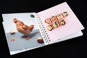 Eat! Thiết kế sáng tạo với đồ ăn