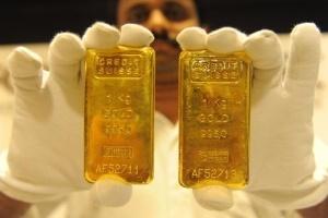 Giá vàng lên 44,73 triệu đồng/lượng