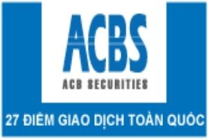 Chứng khoán ACB đóng cửa hàng loạt phòng giao dịch