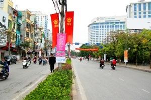 Mở đường Trần Phú – Kim Mã dài gần 500m, rộng 22m