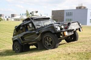 WildCat - Chiếc xe tự động lái không cần nhờ GPS