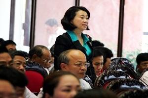 Báo chí nêu về bà Đặng Thị Hoàng Yến có điểm đúng