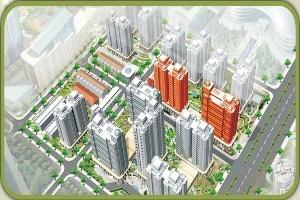 Chào bán chung cư Tín Phong với giá 11,8 triệu đồng/m2