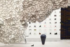 Khu triển lãm của Ronan & Erwan Bouroullec ở Pháp