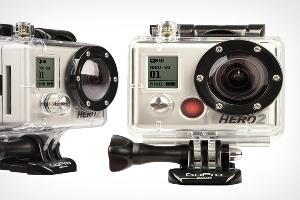 GoPro HD Hero2: Máy quay kết nối Wi-Fi nhỏ gọn
