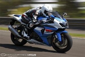 2012 Suzuki GSX-R1000 chính thức xuất hiện