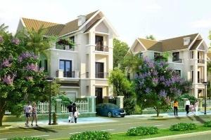 Vincom bàn giao 50 biệt thự tại Khu đô thị sinh thái Vincom Village