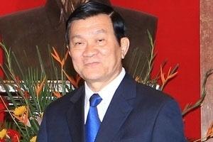 Chủ tịch nước sẽ thăm cấp nhà nước tới Hàn Quốc
