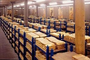 Venezuela thu hồi 211,35 tấn vàng