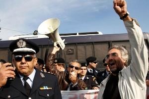 Chính phủ Hy Lạp có nguy cơ sụp đổ