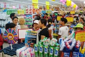 Co.opMart Sài Gòn giảm giá hấp dẫn 50% hơn 500 mặt hàng