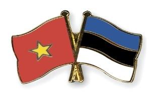 Thúc đẩy quan hệ thương mại Việt Nam – Estonia