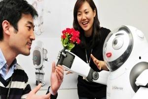 Kibo 2.0: chú người máy dễ thương, thân thiện