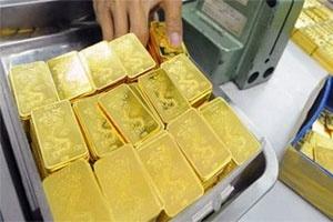 Giá vàng trong nước lại cao hơn thế giới tới 1,5 triệu đồng/lượng
