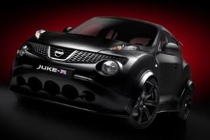 Juke-R 480 mã lực - Ý tưởng táo bạo của Nissan