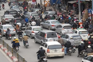 Kinh doanh taxi tại Hà Nội: Manh mún và bát nháo