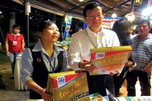 Hàng Việt Nam tìm đường vào nhà hàng khách sạn