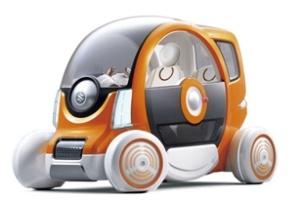 Dàn xe concept sẽ trình làng ở triển lãm Tokyo