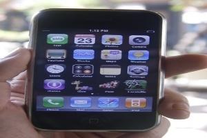 Nhộn nhịp mua bán iPhone 2G trên mạng