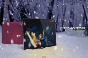 Rò rỉ video về máy tính bảng mới của Acer
