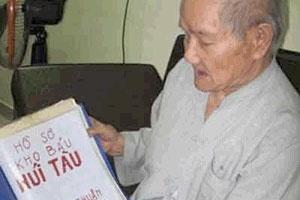 """Tìm """"kho vàng 4.000 tấn"""" tại Bình Thuận"""