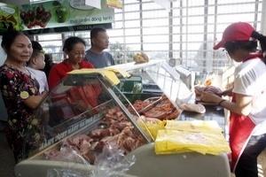 Giá nhiều mặt hàng thực phẩm thiết yếu tăng trở lại