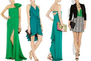 Khác biệt với xanh emerald