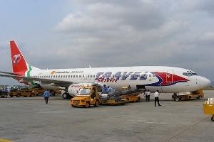Cửa hẹp cho hàng không tư nhân
