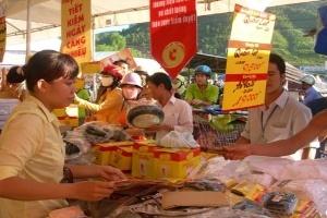 Đà Nẵng: Hối hả chuẩn bị hàng Tết