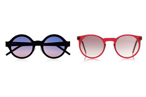 Xu hướng kính mắt 2012 - Kính tròn cổ điển