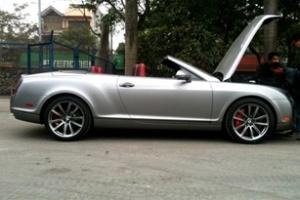 Bentley Supersports mui trần đầu tiên về Việt Nam