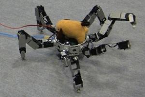 Asterisk - Robot 6 chân có thể tìm và nhấc vật thể