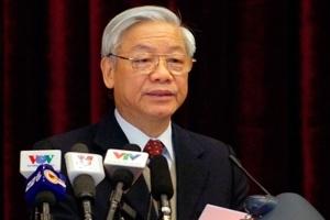 Khai mạc hội nghị lần thứ tư Ban chấp hành trung ương Đảng khoá XI