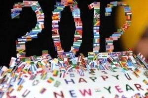 Lãnh đạo các nước hy vọng năm 2012 tốt đẹp hơn