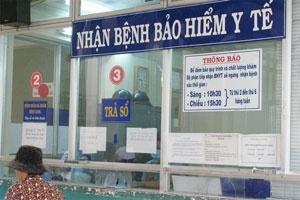 Quỹ Bảo hiểm y tế năm 2011 còn dư 4.500 tỉ đồng