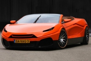 Roadyacht GTS -