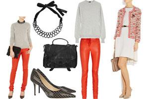 10 phong cách thời trang công sở mới lạ cho năm mới 2012