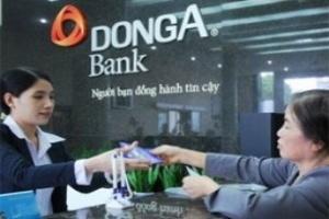 DongA Bank trả cổ tức quý 4 năm 2011