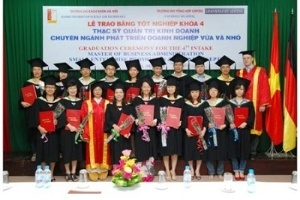 Cơ hội nhận bằng Thạc sỹ Quản trị Kinh doanh châu Âu tại Việt Nam