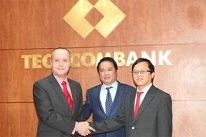 Tân Tổng giám đốc Techcombank chính thức nhậm chức