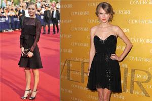 Những chiếc váy LBD quyến rũ nhất năm 2011