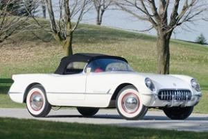 Đấu giá xe thể thao hiếm Chevrolet Corvette 1953