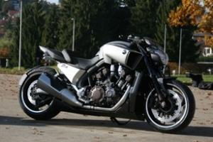 Chiêm ngưỡng xe độ Yamaha Vmax HyperModified