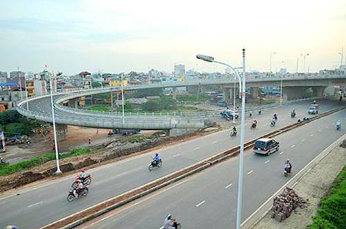 Hà Nội: Mở đường Nguyễn Văn Linh rộng 60m