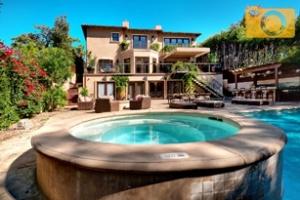 Chiêm ngưỡng villa tuyệt đẹp ở Los Angeles của một sao giấu tên