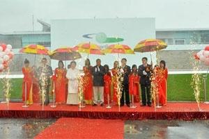 Sân Golf Quốc tế Đồ Sơn khai trương Nhà CLB hiện đại