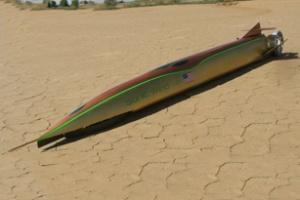 Siêu xe nhanh nhất thế giới có vận tốc 3.200km/h