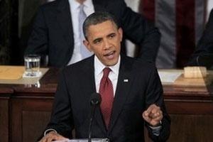 """Obama đòi """"công bằng"""" trong thông điệp liên bang"""